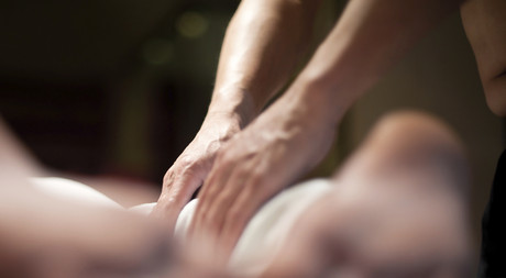 Full body massage at Hotel Castell in Zuoz