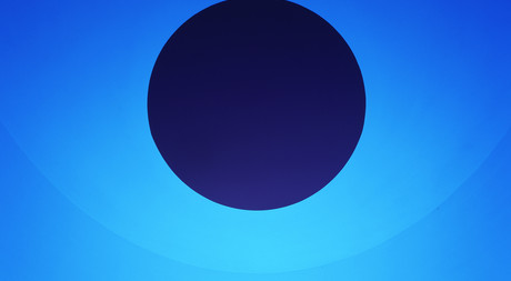 Art from James Turrell at Castell Art Weekends in Engadin
